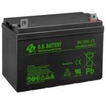 Аккумуляторная батарея (АКБ) BС100-12 (12В 100Ач); габариты 329х172х238 (ДхШхВ, мм)