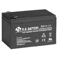 Аккумуляторная батарея (АКБ) BP12-12 (12В 12Ач); габариты 151х98х98 (ДхШхВ, мм)