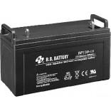 Аккумуляторная батарея (АКБ) BP120-12 (12В 120Ач); габариты 407х173х239 (ДхШхВ, мм)