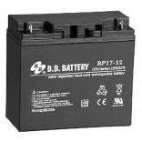 Аккумуляторная батарея (АКБ) BP17-12 (12В 17Ач); габариты 181х76х166 (ДхШхВ, мм)
