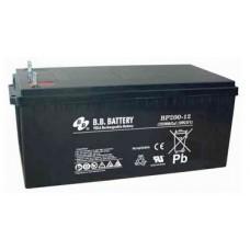 Аккумуляторная батарея (АКБ) BP200-12 (12В 200Ач); габариты 522х202х240 (ДхШхВ, мм)
