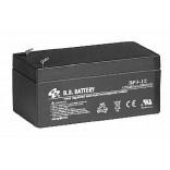 Аккумуляторная батарея (АКБ) BP3-12 (12В 3Ач); габариты 134х67х66 (ДхШхВ, мм)