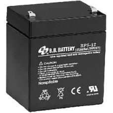 Аккумуляторная батарея (АКБ) BP5-12 (12В 5Ач); габариты 90х70х106 (ДхШхВ, мм)