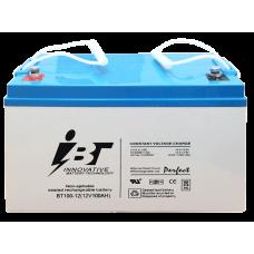 Аккумуляторная батарея BT100-12 (12В 100Ач); 328х172х225(ДхШхВ, мм)