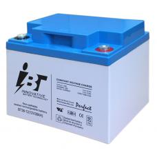 Аккумуляторная батарея BT38-12 (12В 38Ач); 197х165х170(ДхШхВ, мм)