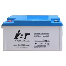 Аккумуляторная батарея BT65-12 (12В 65Ач); 350х167х176(ДхШхВ, мм)