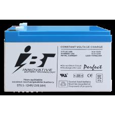 Аккумуляторная батарея BT8,5-12 (12В 8,5Ач., серия HR); 151х65х99(ДхШхВ, мм)