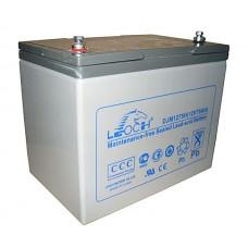 Аккумуляторная батарея DJM 1275H  (12В 75Ач); 259х168х214(ДхШхВ, мм)