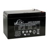 Аккумуляторная батарея DJW12-12 / LP12-12 (12В 12Ач); 151х98х95+5(ДхШхВ, мм)