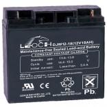 Аккумуляторная батарея DJW12-18 (12В 18Ач); 181х77х167,5(ДхШхВ, мм)