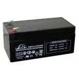 Аккумуляторная батарея DJW12-3.2 (12В 3,2Ач); 134х67х66(ДхШхВ, мм)