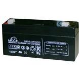 Аккумуляторная батарея DJW6-3.2 (6В 3,2Ач); 134х34х66 (ДхШхВ, мм)