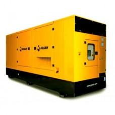 Генератор дизельный GESAN DPAS 65E (65кВА, трехфазный)