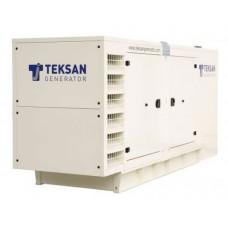 Генератор дизельный Teksan TJ52PR5A (52кВА, трехфазный)