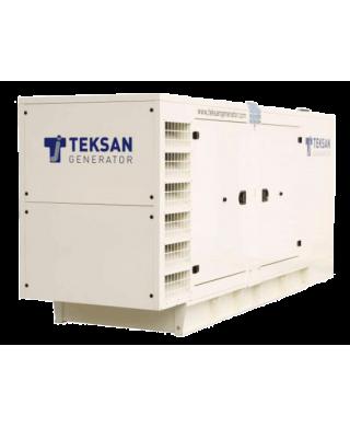 Генератор дизельный Teksan TJ154PR5C (154кВА, трехфазный)