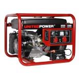Генератор бензиновый UNITED POWER GG6200E (5,5кВт, однофазный)