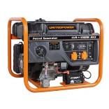 Генератор бензиновый UNITED POWER GG6300E (5,5кВт, однофазный)