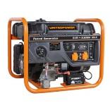 Генератор бензиновый UNITED POWER GG7300E (6,3кВт, однофазный)