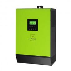 Сетевой инвертор+резерв 5 кВт, 1 Ф, 2 MPPT, Axioma ISGRID 5000