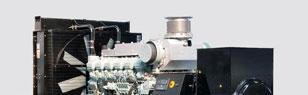 Бензиновые и дизельные электростанции